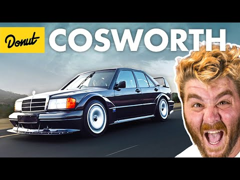 COSWORTH - Everything You Need to Know | Up to Speed