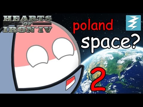 CHINA BALL [2] Poland - Hearts of Iron 4 HOI4 Paradox Interactive