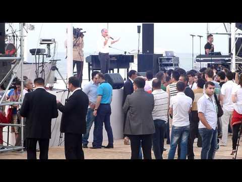 ESCKAZ live in Baku: Russian party - Oleg Gazmanov part 2