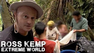 Investigating Drug Production in Peru | Ross Kemp Extreme World