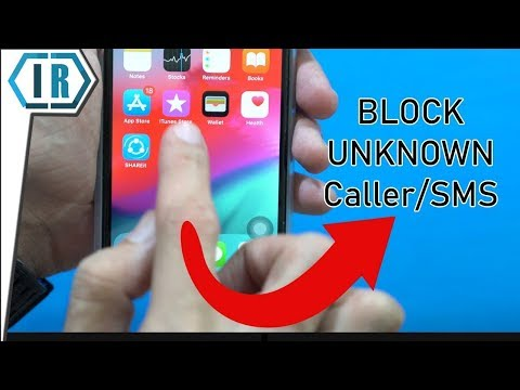 iPhone | How to Block a Number.