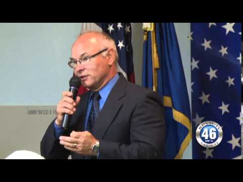10/10/2014 Sheriff Debate Nye County VFW