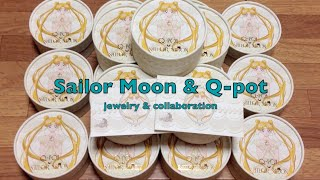 Sailor Moon Q-Pot jewelry review