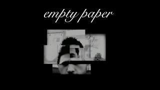 Garik Papoyan - Empty Paper