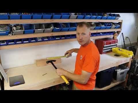 Dewalt 14oz Mig Weld Framing Hammer Youtube