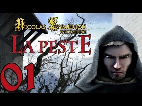 Nicolas Eymerich, Inquisitore - Cap.1: La Peste (ITA) - (01/12) |