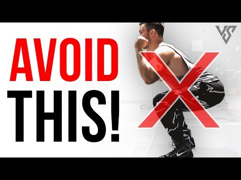 The BIGGEST Squat Mistake You're Making (FIX THIS!)