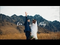 Abby & Eco Queenstown Wedding Video - Elopement Short Story