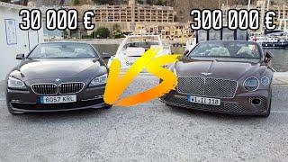 UN BENTLEY POR DIEZ BMW