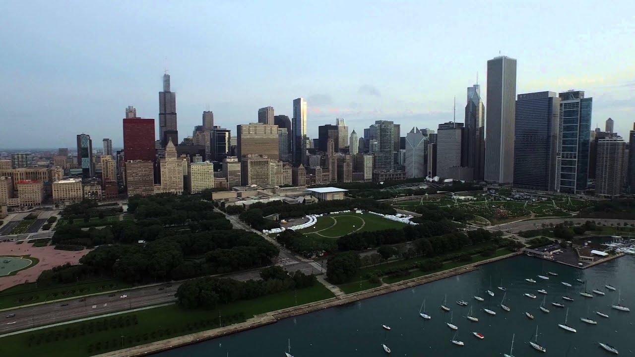 Grant Park. Chicago - YouTube