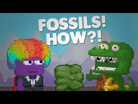 HOW TO SPAWN FOSSILS? ft @Hamumu