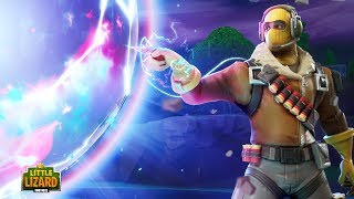 WHAT HAPPENS WHEN YOU TOUCH THE ORB??? - Fortnite Short Films
