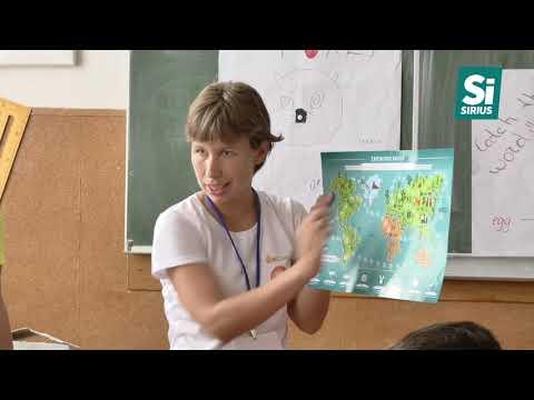 У Берегівській гімназії стартував українсько-англійський табір «Go camp»