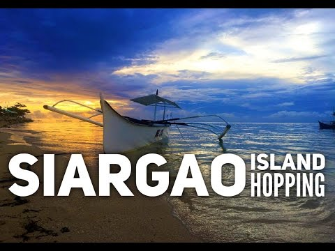 Island Hopping - Siargao Island | Surigao del Norte, Philippines | Part 1 #Chillippines