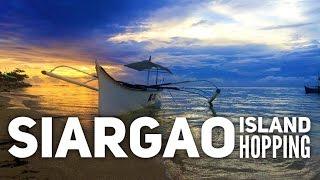 Island Hopping - Siargao Island | Surigao del Norte, Philippines | Part 1 #Chillippines