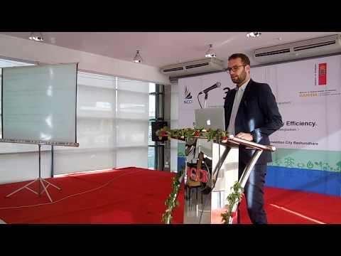 Shaping Green Industries - Mr. Stafen Shakre Speech