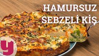 Hamursuz Sebzeli Kiş Tarifi (Misafir Şaşırtır!) | Yemek.com