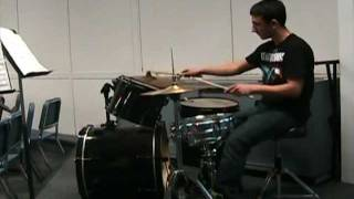 How to play a Latin drum beat