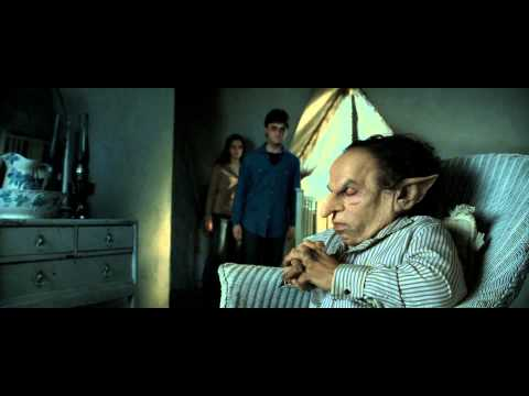 Harry Potter And The Deathly Hallows Part 2  - Beach House Scene