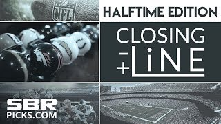 NFL Sunday Half Time Betting Tips and Odds | Week 11 NFL Picks and Predictions Against the Spread