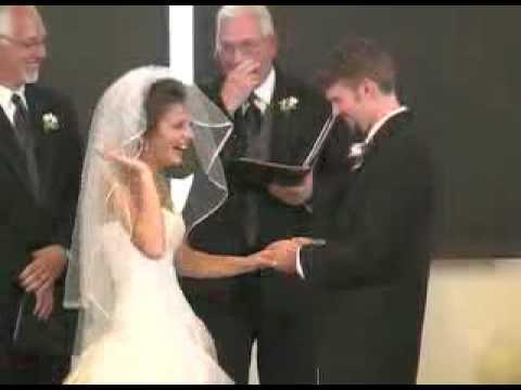 Истерика у невесты