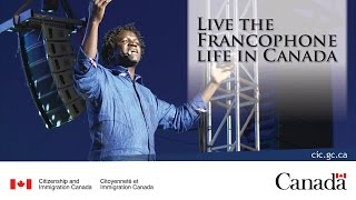 What does it mean to be Francophone in Canada?