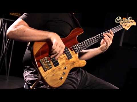 """Setting Up your Bass Guitar"" with Jeff Berlin featuring The Rithimic"