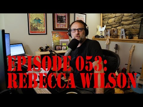 053: REBECCA WILSON/Monitor Engineer/Fishbone, Wilco, The Dalai Lama, Nanci Griffith, The Bangles