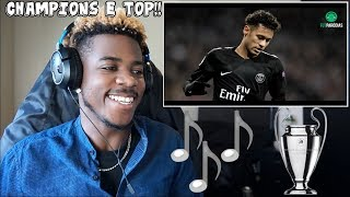 Baixar REAL MADRID 3x1 PSG: CHAMPIONS TÁ TOP | Paródia The Weeknd - Starboy ft. Daft Punk ♫ | Reaction