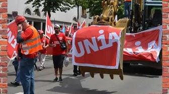 Présentation du syndicat Unia Genève