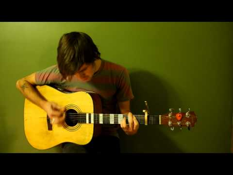 Kinetic - Osker (Cover by Tanner Willow) (Song 8 of 14)