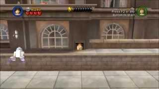 Lego Star Wars Saga - Episode 1 - Chapter 5 - Retake Theed Palace - Gameplay/Walkthough