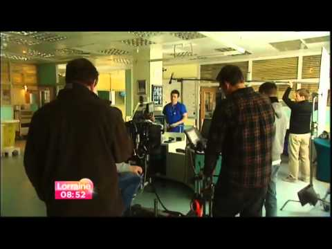 Behind the s at Holby City with Chizzy Akudolu