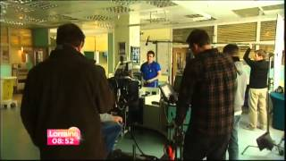 Behind the Scenes at Holby City with Chizzy Akudolu