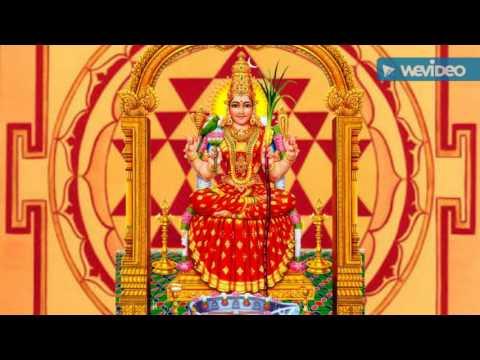 Sri chakraraja simhasaneswari - Ragamalika - adi - Nithyasree Mahadevan