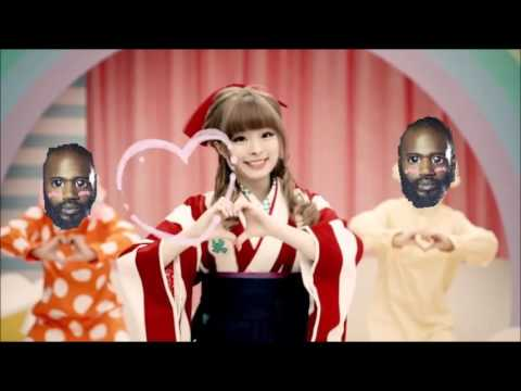Pamyu Grips - I Want it I Need it to Ring Ring (Death Grips X Kyary Pamyu Pamyu Mashup)