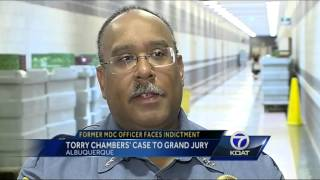 Former Metropolitan Detention Center officer faces indictment