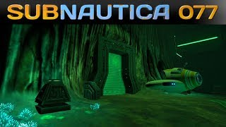 🌊 SUBNAUTICA [077] [Zurück zur Alien Base] Let's Play Gameplay Deutsch German thumbnail