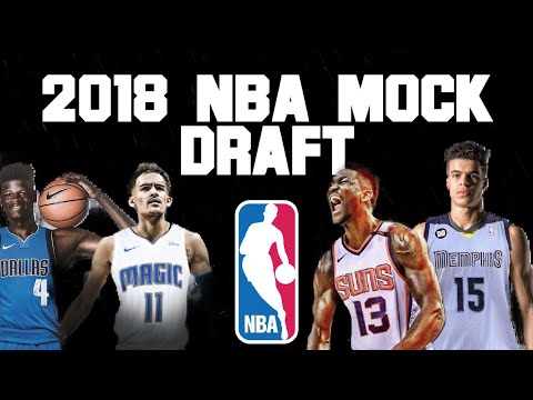 2018 NBA Mock Draft | Picks 1-14