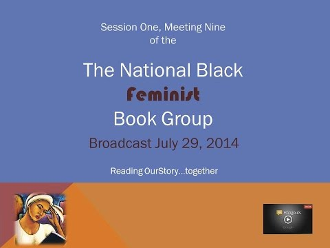 07-29-14-Meeting of National Black Feminist Book Group-Raw