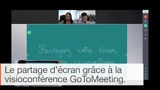 Collaborer sur un écran interactif : comment partager son écran en vidéoconférence ?