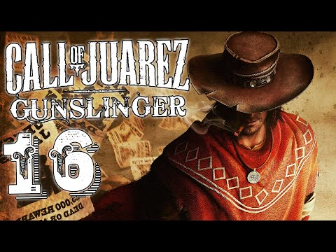 CALL OF JUAREZ GUNSLINGER # 16 - Auf den Zug aufspringen - Let's Play (Deutsch German)