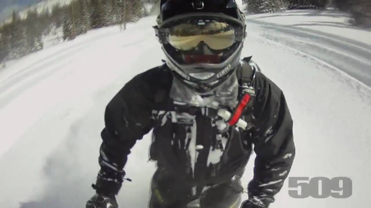 e34b99c7abf 509 Aviator Goggles - Snowmobile Goggles - YouTube