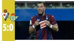 SD Eibar - Real Betis Sevilla 5:0 / Sergi Enrich sorgt für Sevilla-Debakel