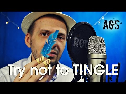 ASMR: Try Not to Tingle (AGS)