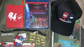 Red Vs Blue The Shisno Paradox Unboxing