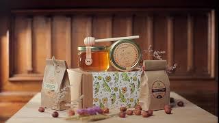 видео Подарки на свадьбу с мёдом