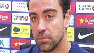 Xavi Hernández se despide de Luis Aragonés por carta