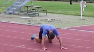Why 800m training hurts
