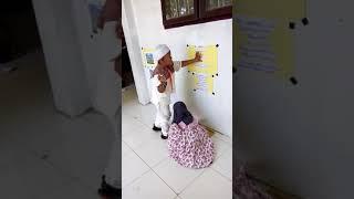vedeo peserta AKSENA lomba menyusun puzzle islami prodi PGMI PTI AL HILAL SIGLI 2017 Video